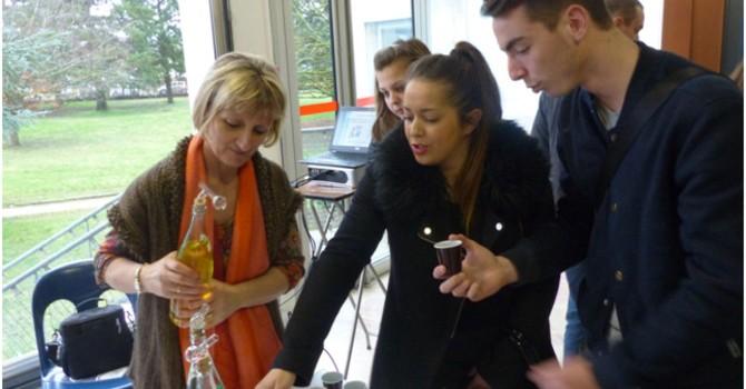 Carrefour «Jeunes Chercheurs Entreprises»
