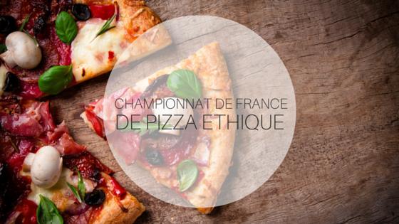 4ème championnat de France de Pizza Ethique