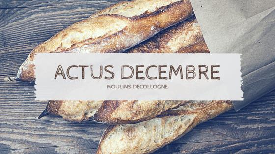 Actus décembre