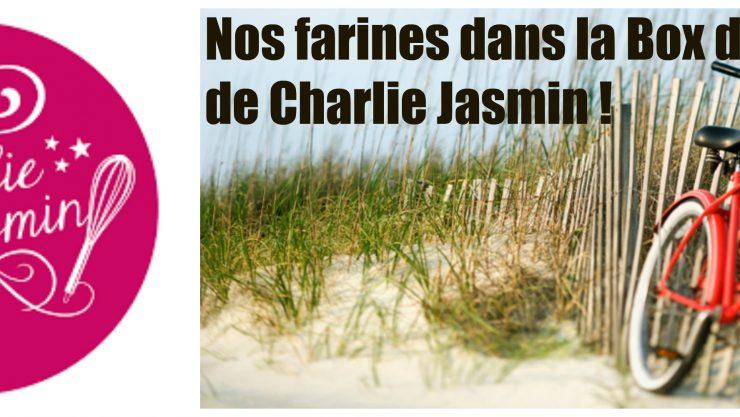 Charlie Jasmin aime nos farines !