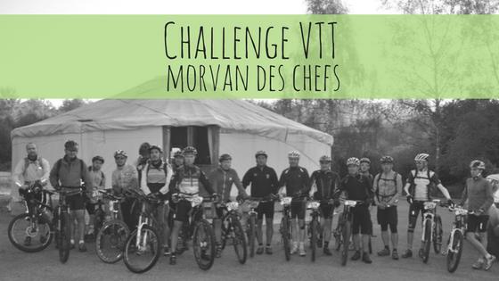 Challenge VTT Morvan des Chefs 2016